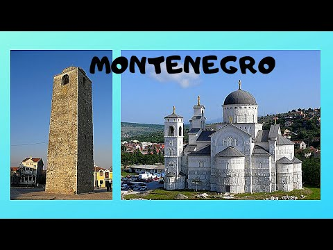 MONTENEGRO: A walking tour, THE CAPITAL CITY of PODGORICA