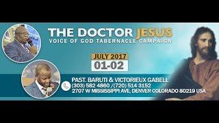 « DOCTEUR JESUS BIENTOT EN CAMPAGNE D
