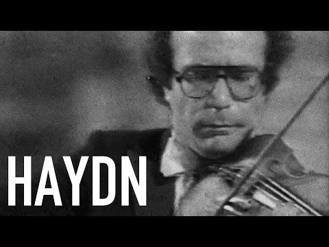 Violin Concerto No. 1 - Haydn - Levon Ambartsumian
