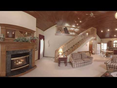 N1375 Ranch Road, Holcombe, WI 54745 360° VR Tour