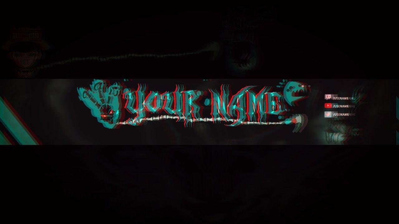 gaming banner template league of legends thresh 1 youtube. Black Bedroom Furniture Sets. Home Design Ideas