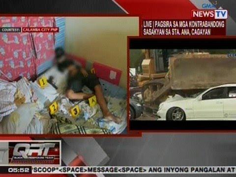 QRT: Target ng buy-bust operation, patay matapos mabaril ng mga tumugis na pulis
