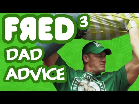 Fred 3: Camp Fred – Dad Advice!