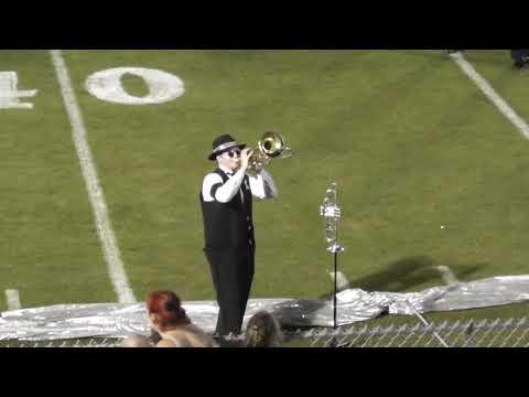 Wicksburg High School Marching Band 09282018