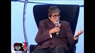 There are times when you understand you are not the best, says Amitabh Bachchan