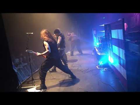 Quicksand Jesus - Skid Row 06/03/2018 Inverness, Scotland