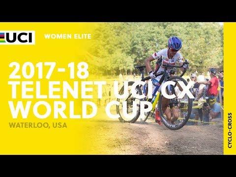 2017/18 Telenet UCI Cyclo-cross World Cup - Waterloo (USA) / Women Elite
