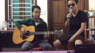 MÃI MÃI Lam Trường - Guitar Cover Tùng Bớp ft Phạm Đạt