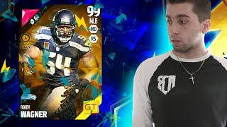 Golden Ticket Bobby Wagner Pull!!!