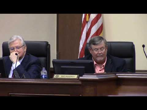 1. Call to Order / Chairman Comments on death of Fred Deloach