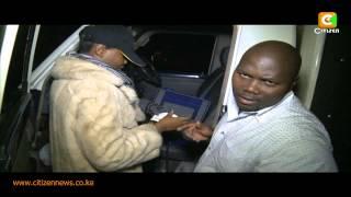 12 Motorists arrested In Alcoblow Swoop