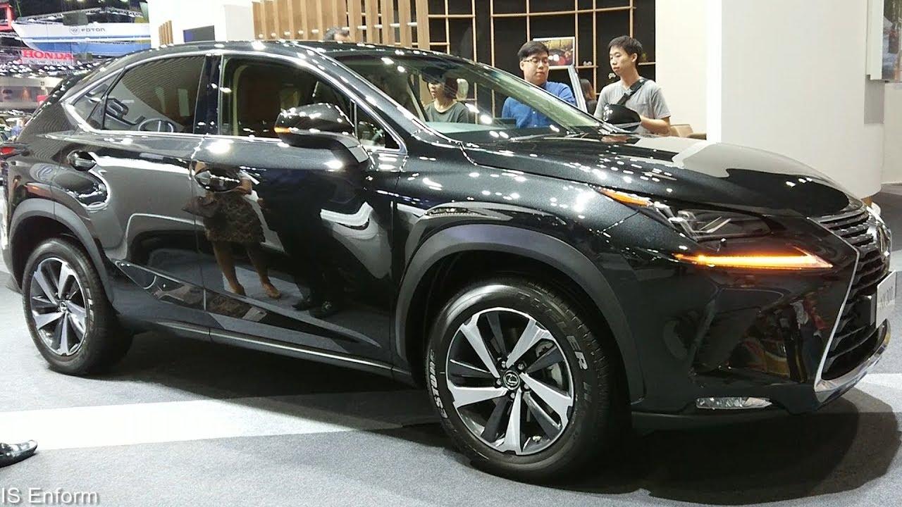 Lexus NX 300 động cơ 2.0 Turbo