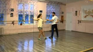 видео постановка свадебного танца