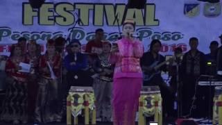FESTIVAL DANAU POSO | 04. Ibu Persit Candra Kirana | Bella Safira