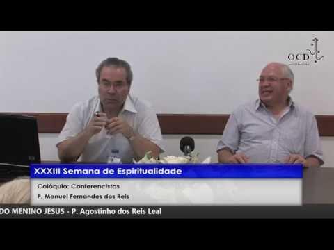 Colóquio: Conferencistas - P. Manuel Fernandes dos Reis