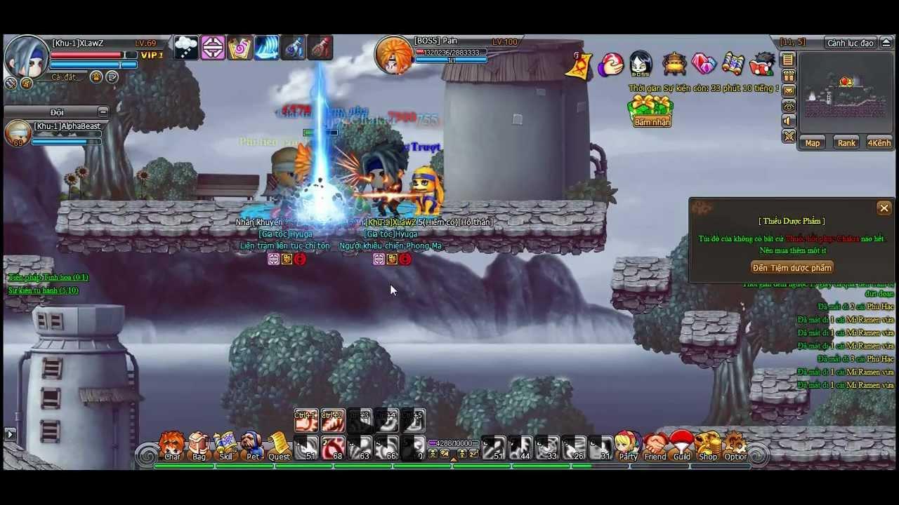 Shinobi Fight [Shinobi.dzogame.com]