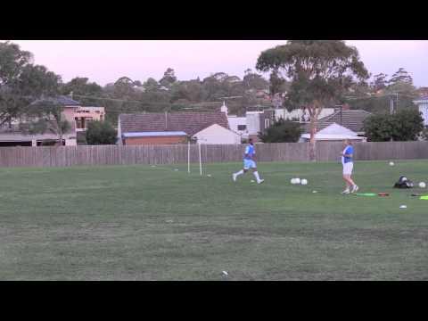 Srecko Baresic Nikic - AFC B Licence