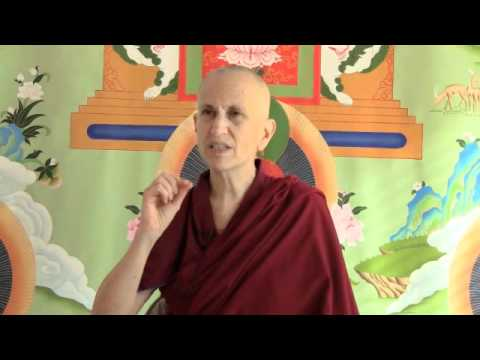 30 Forgetting the Object of Meditation - White Tara Retreat - 02-02-11 BBCorner