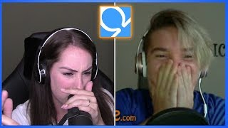 GIRL BEATBOXER TROLLING (Omegle Beatbox #3)