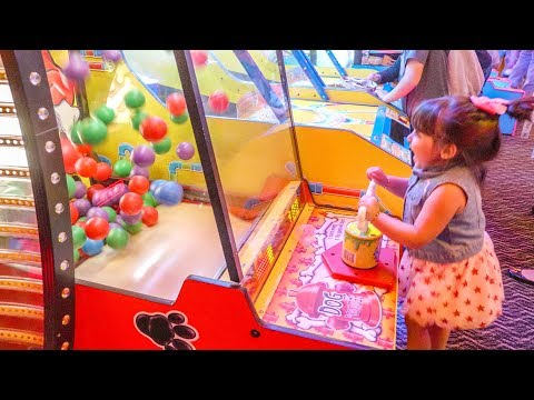 Kids Arcade Games Plastic Ball Games Air Hockey Basketball Peter Piper Pizza  - ZMTW