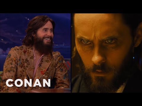"How Jared Leto Became ""Blind"" For ""Blade Runner 2049""  - CONAN on TBS"