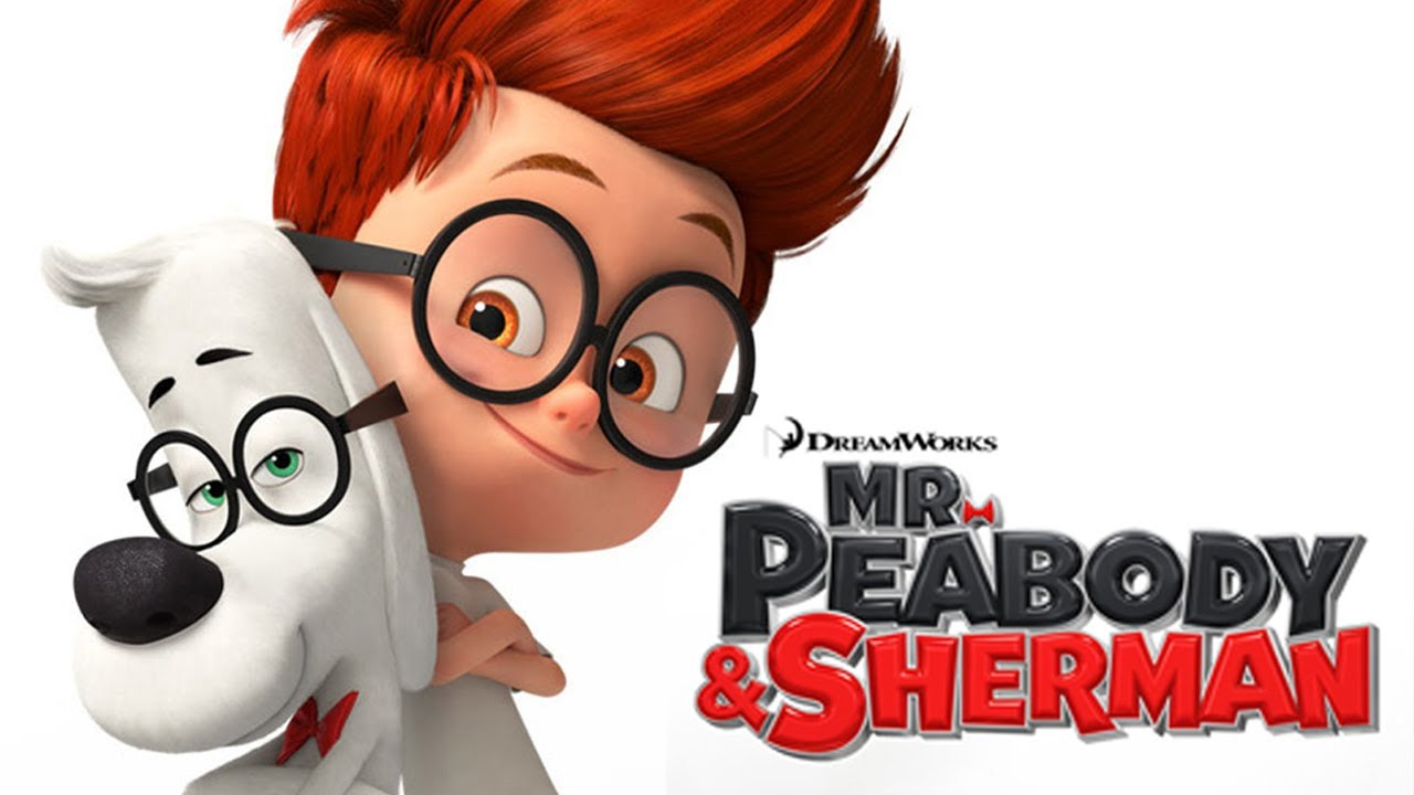 Mr Peabody And Sherman Official Trailer Youtube