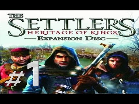 Settlers: Heritage of Kings - Legends (компании)