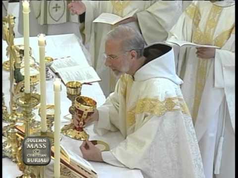 Solemn Mass of Christian Burial for Deacon William Steltemeier - 2013- 02-19 - Hanceville, Al.