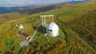 видео Астрофизическая обсерватория Российской академии наук