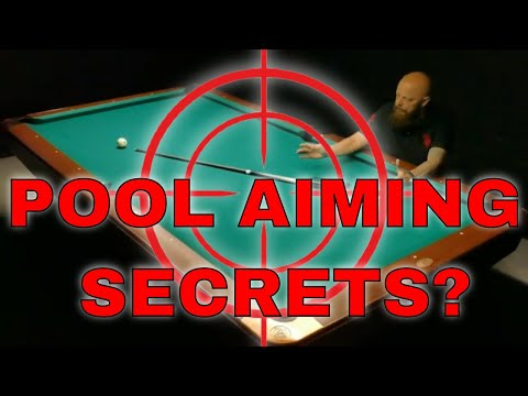 My opinion about aiming systems in Pool