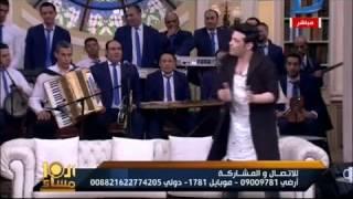 العاشرة مساء| بالأسماء سعد الصغير يعلن أفضل واسوء  الأصوات الشعبية بمصر