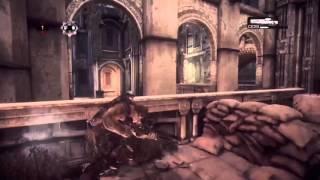 o A R iVi Y x - Gears of war UE - Random clips