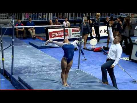 Bridget Sloan (Florida) 2016 Bars vs UCLA 9.975