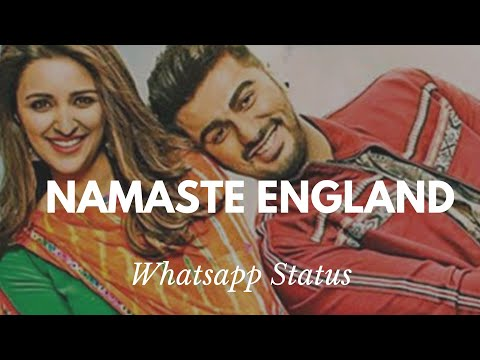 Namaste England _ Whatsapp Status