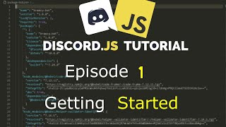How to Create a Discord Bot: Episode 1 - Getting Started!