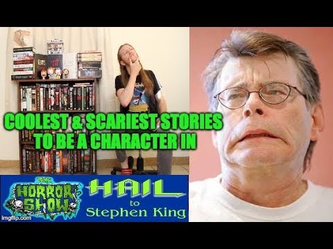 If I Were In A Stephen King Story: Coolest & Scariest Countdown - Hail To Stephen King EP91
