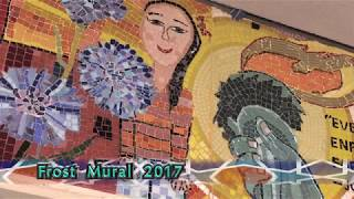 Frost Mural Unveiling 2017