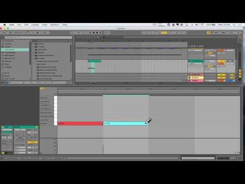 Additive Rhythm & Polyrhythm in Ableton  9