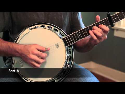 "Mumford and Sons ""Dustbowl Dance"" Banjo Lesson (With Tab)"