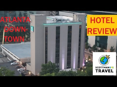 AC Hotel By Marriott Atlanta Downtown HOTEL REVIEW