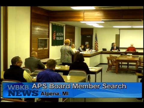 APS Board of Education Continues Search