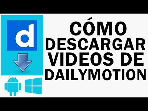 Como descargar videos de Dailymotion | Gratis | Fácil y Rápido | 2015 | HD