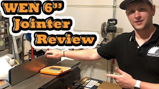 WEN 6560T Jointer - Unboxing & Review
