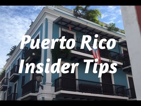 🇵🇷Puerto Rico Vacation | Travel Guide🇵🇷