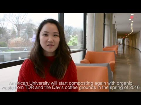 Composting Organic Waste at American University Teaser