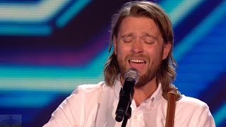 The X Factor UK 2016 6 Chair Challenge James Wilson Full Clip S13E10