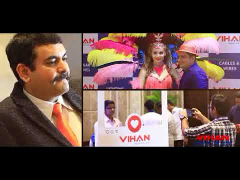 Vihan Electricals Dealers Meet Chennai 2018 organized by Snowbubble Events 9892525252