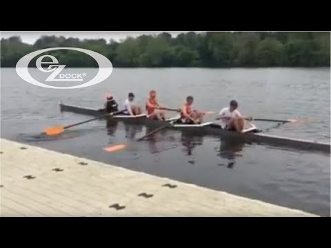 EZ Dock: Low Profile - Rowing