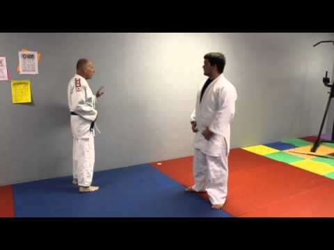 New School Judo - Lesson 1