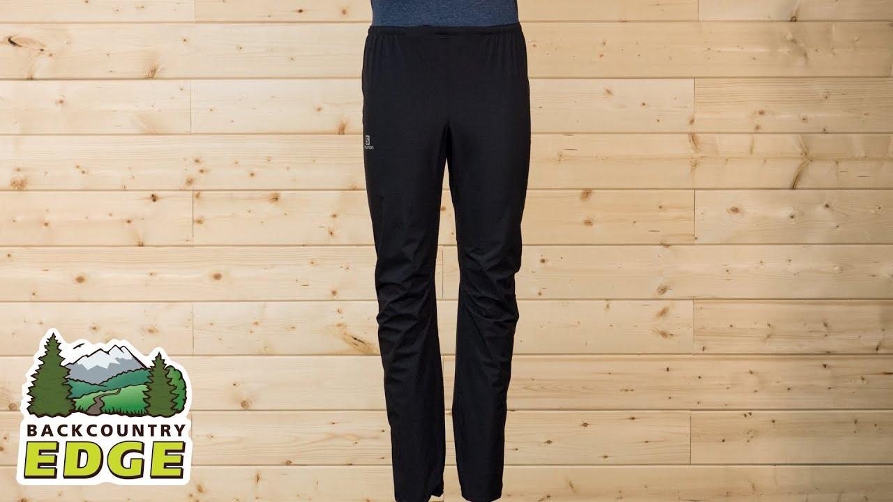 schöner Stil attraktive Farbe zuverlässiger Ruf Salomon Men's Bonatti WP Pant